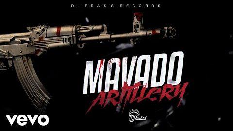 Mavado – Artillery (Official Audio)