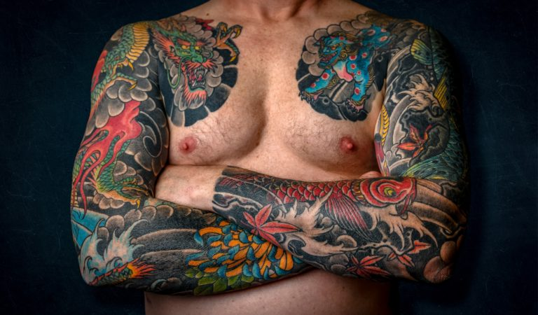 Urban Body Art